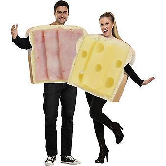 Hamm And Swiss Couple Costume
