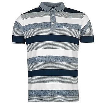 Pierre Cardin Mens YD Jersey Maglietta Polo Classic Fit Tee Top manica corta