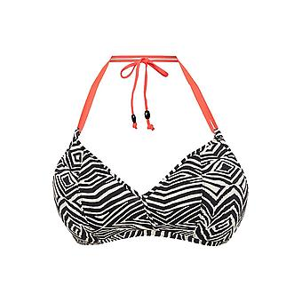 Freya Zulu As3624 Np Non-Wired, Padded Soft Triangle Bikini Top