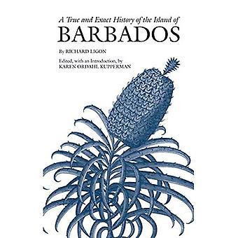 Historia verdadera y exacta de la isla de Barbados