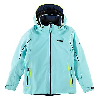 Nevica Kids Laila Jacket Ski Coat Top Long Sleeve Hooded Zip Full Winter DryTech