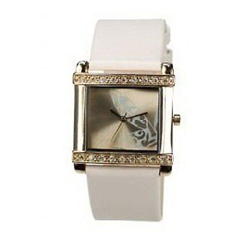 Playboy Pink Leather Strap Ladies Designer Fashion Watch PB0264RS