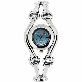 Olivia samling damer blå ratten armband Strap Dress Watch COS34