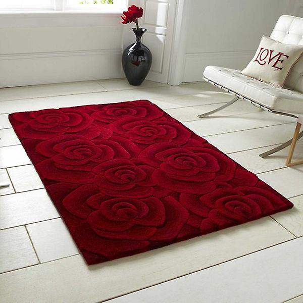 Rugs - Valentine - VL-10 Red