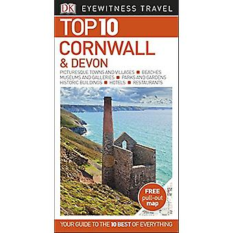 Top 10 Cornwall and Devon by DK Travel - 9780241306727 Book