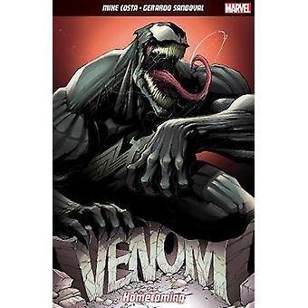 Venom Vol. 1 - Homecoming by Mike Costa - Gerardo Enrique Sandoval Per