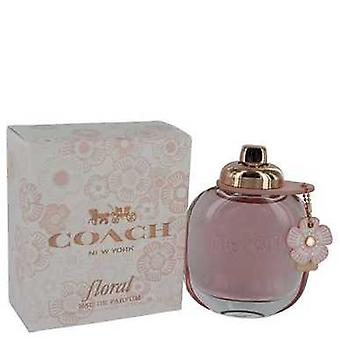 Coach Floral by coach Eau de parfum spray 3 oz (vrouwen) V728-540935