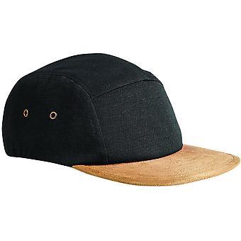 Beechfield - Suede Peak 5-Panel Baseball Cap - Chapeau