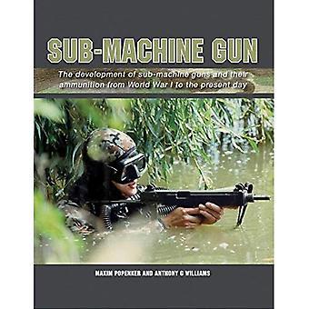 Ametralladora: El desarrollo de metralletas y su munición de mundo guerra 1 hasta la actualidad