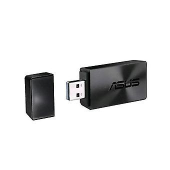 ASUS USB-ac54b netwerk draadloze USB 1.300 Mbit/s zwart