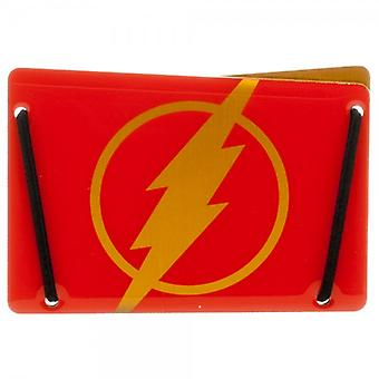 Card Wallet - DC Comics - Flash New Toys Licensed mw3h1ndco