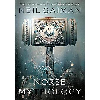 Norse Mythology - 9780393356182 Book