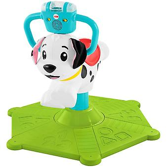 Fisher-Price Bounce en spin puppy