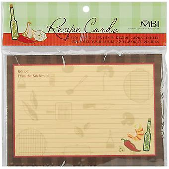 Family Recipes Additional Cards 25 Pkg 5