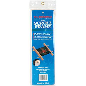 Split Rail Scroll Frame 8 1 2