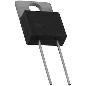 High power resistor 0.1 Ω Radial lead TO 220 30 W