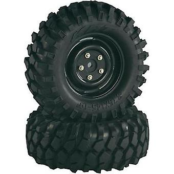 Absima 1:10 Crawler Wheels Offroad V Block Crawler