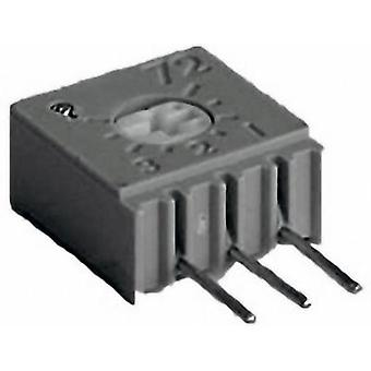 Trimmer Cermet incluido lineal 0,5 W 1 kΩ 244 ° TT Electronics AB 2094611105 1 PC