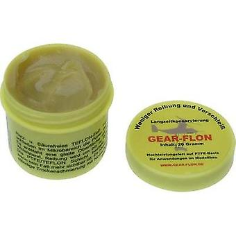 High-performance grease 20 g Gear Flon