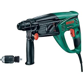 Bosch Home and Garden PBH 3000 FRE SDS-Plus-Hammer drill 750 W incl. case