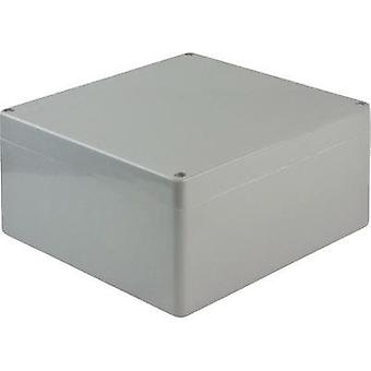 Universal enclosure 255 x 250 x 121 Polyester Silver-grey (RAL 7001) Bopla P 337 1 pc(s)
