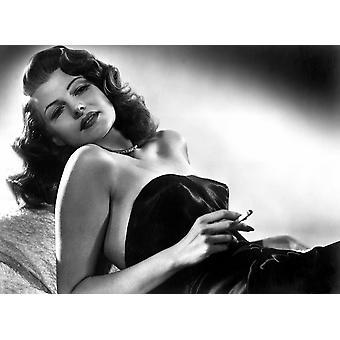 Gilda Photo Print