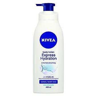 Nivea Body Lotion uitdrukkelijke hydratatie
