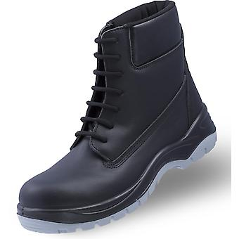 POLICAP 204 - work & safety shoes leather of boots S2 SRC ESD safety shoes