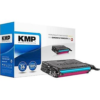 KMP Toner cartridge replaced Samsung CLT-M5082S Compatible Magenta 2000 pages SA-T78