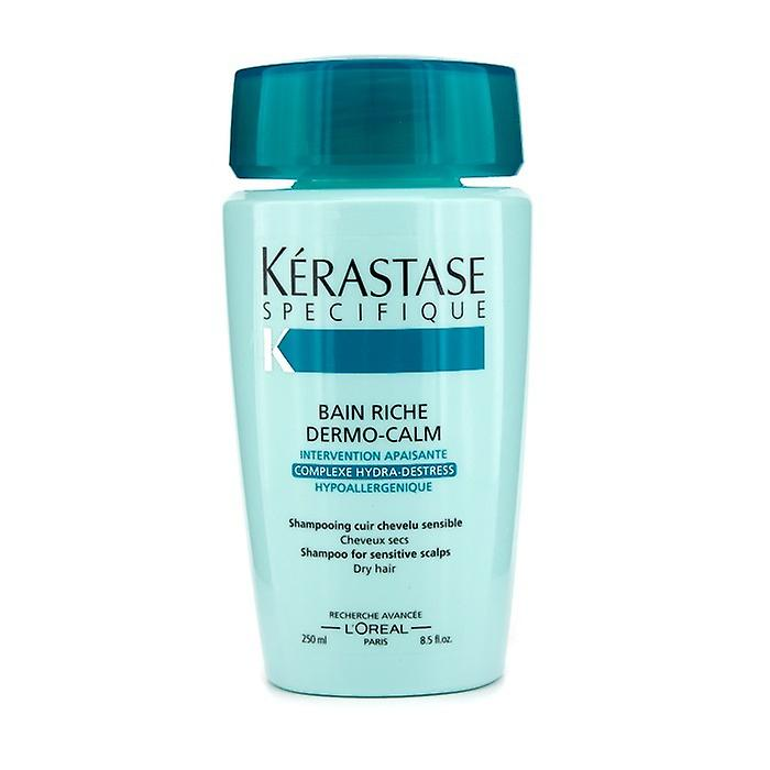 Kerastase Dermo-Calm Bain Riche Shampoo (Sensitive Scalps & Dry Hair) 250ml/8.4oz