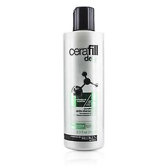 Redken Cerafill Defy Thickening Conditioner (For Normal to Thin Hair) - 245ml/8.3oz