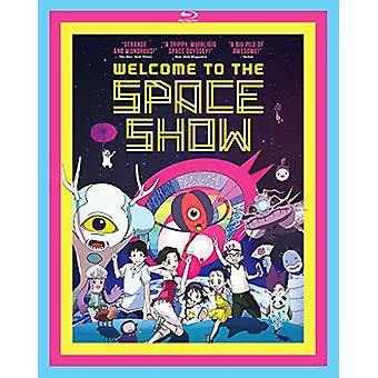 Welcome to the Space Show [BLU-RAY] USA import