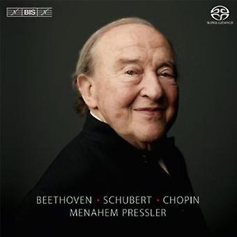 Beethoven/Schubert/Chopin - Beethoven, Schubert, importazione USA Chopin [SACD]