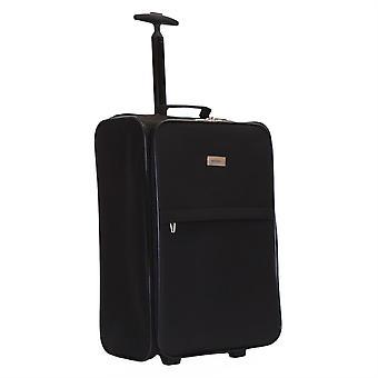 Valise de cabine pliable Karabar Trento, noir