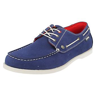 Mens Firetrap Moccasin Shoes Bismark