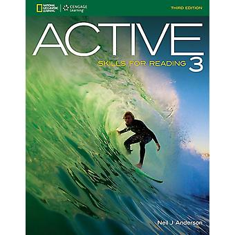 ACTIVE Skills for Reading 3 (Paperback) by Anderson Neil J.