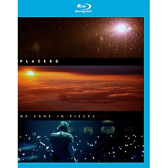 Placebo - We Come in Pieces [BLU-RAY] USA import