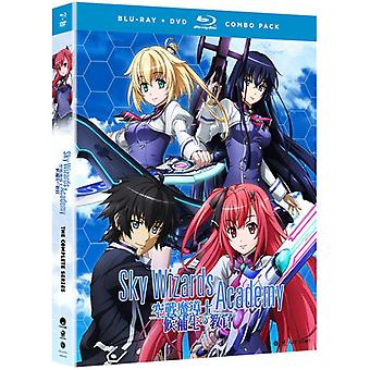 Sky Wizards Academy: Complete Series [Blu-ray] USA import