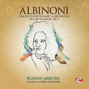 Tomaso Albinoni - Albinoni: Concerto per importazione USA Tromba & Orchestra n. 2 [CD]