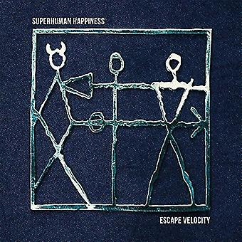 Superhuman Happiness - Escape Velocity [Vinyl] USA import