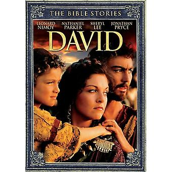 Bible Stories: David [DVD] USA import