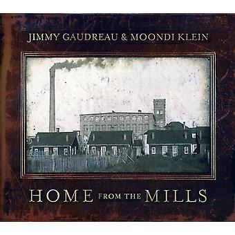 Gaudreau, Jimmy & Klein, Moondi - hjem fra the Mills [CD] USA import