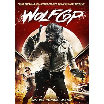 Wolfcop [DVD] USA import