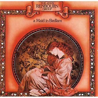 John Renbourn - Maid im Tollhaus [CD] USA import