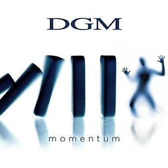 DGM - Momentum [CD] USA importerer