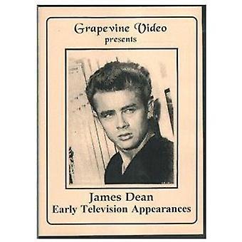 James Dean - Dean op TV-oogst/lange tijd Till Dawn/Abraham Lin [DVD] USA import