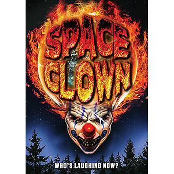 Space klovn [DVD] USA importerer