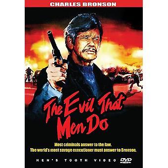Den onde at mænd gør [DVD] USA importerer