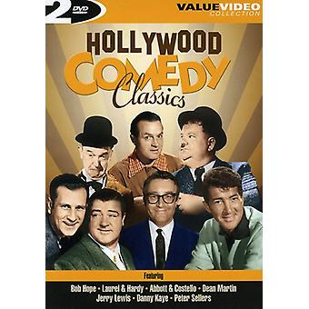 Hollywood Comedy Classics [DVD] USA importerer