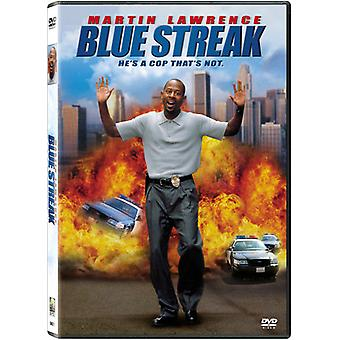 Blue Streak [DVD] USA import